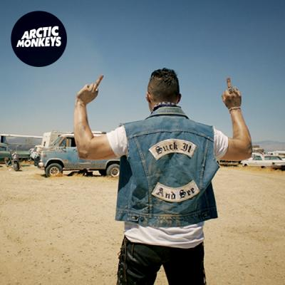 Arctic Monkeys - Suck It And See (7INCH)