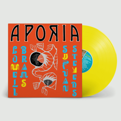 Stevens, Sufjan & Lowell Brams - Aporia (Yellow Vinyl) (LP)