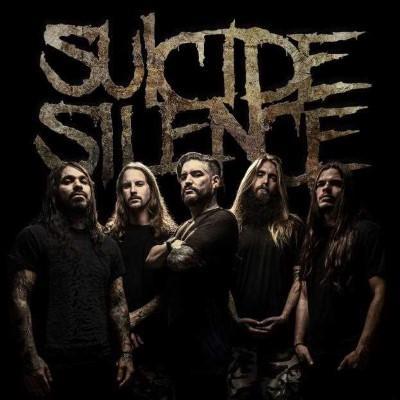 Suicide Silence - Suicide Silence (LP)