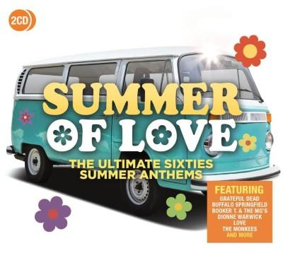 Summer of Love (The Ulitmate Sixties Summer Anthems) (2CD)
