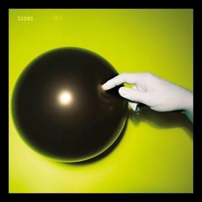 Suuns - Felt (Clear Vinyl) (LP)