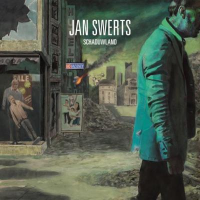 Swerts, Jan - Schaduwland (LP)