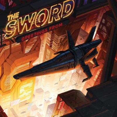 Sword - Greetings From (LP)