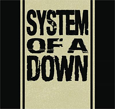 System Of A Down - Album Collection (5CD) (cover)
