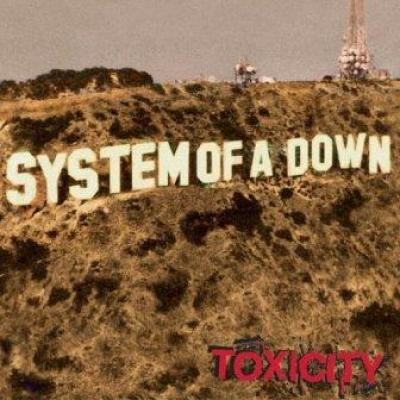 System Of A Down - Toxicity (cover)