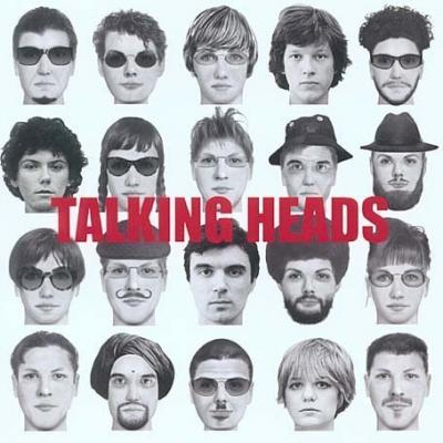 Talking Heads - Best Of (cover)