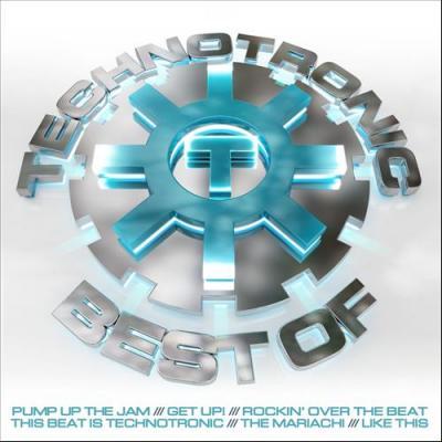 Technotronic - Best Of Technotronic (cover)
