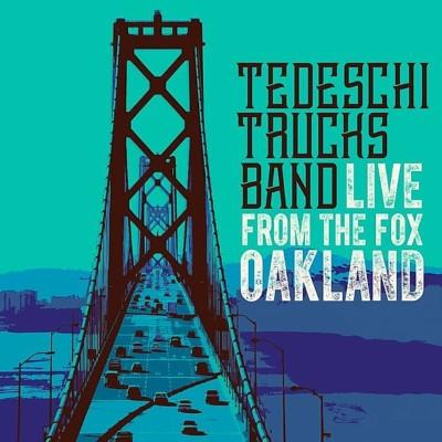 Tedeschi Trucks Band - Live From the Fox Oakland (3LP)