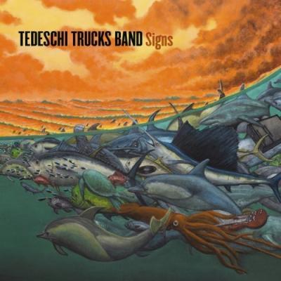 """Tedeschi Trucks Band - Signs (LP+7"""")"""