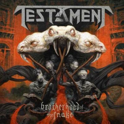 Testament - Brotherhood Of The Snake (2LP)