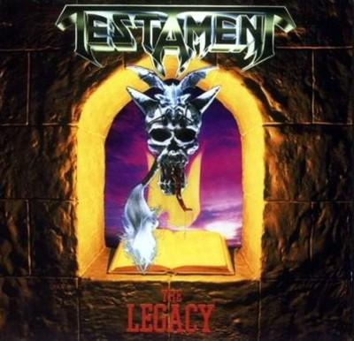 Testament - Legacy (LP)