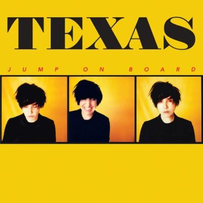 Texas - Jump On Board (LP)