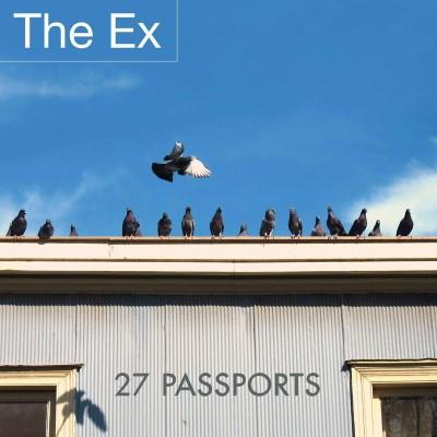 The Ex - 27 Passports (LP)
