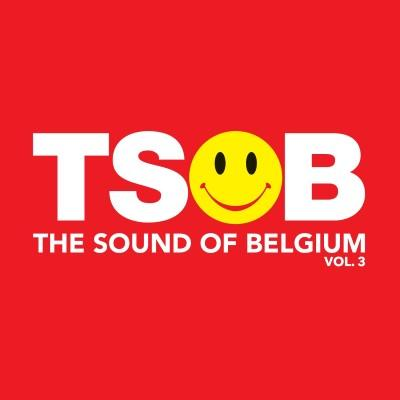 "The Sound Of Belgium (Vol. 3) (10x12"")"
