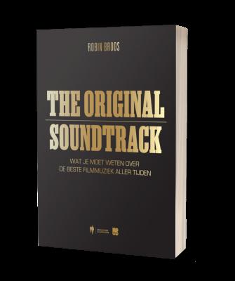 Robin Broos - The Original Soundtrack (Book)