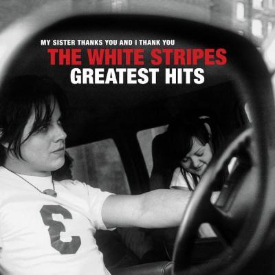 WHITE STRIPES - White Stripes Greatest Hits (2LP)