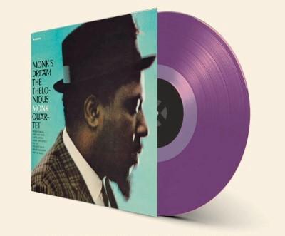 Thelonious Monk Quartet - Monk's Dream (Limited) (Transparent Purple Vinyl) (LP)