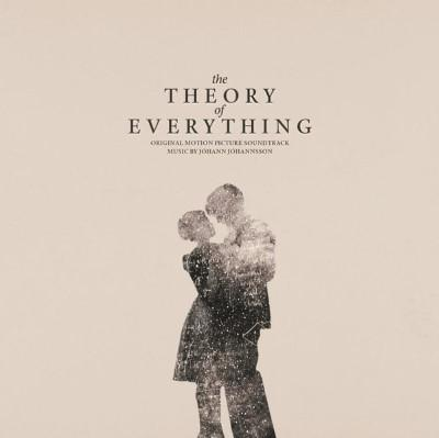 Theory of Everything (OST by Johann Johannsson) (Transparent Blue Vinyl) (2LP)