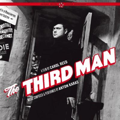 Third Man (OST by Anton Karas) (LP)