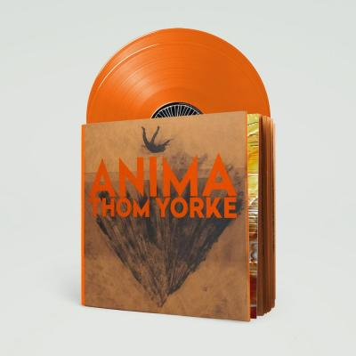 Yorke, Thom - Anima (Deluxe Orange Vinyl) (2LP+BOOK)