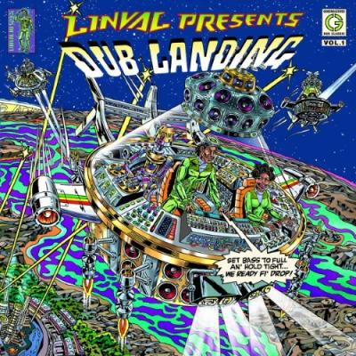 Thompson, Linval - Dub Landing Vol. 1 (LP)