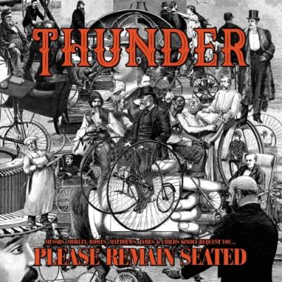 Thunder - Please Remain Seated (2LP)