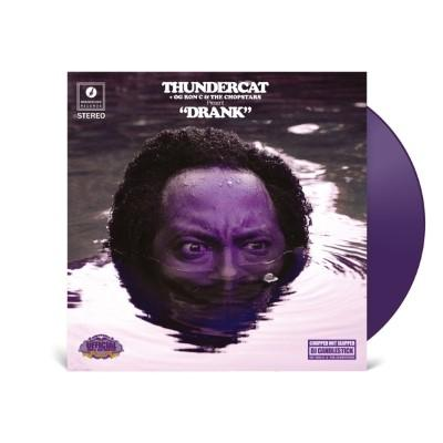 Thundercat + OG Ron C & The Chopstars - Drank (2LP)