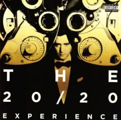 Timberlake, Justin - 20/20 Experience 2 (Deluxe) (2CD) (cover)