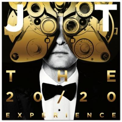 Timberlake, Justin - 20/20 Experience 2 (cover)