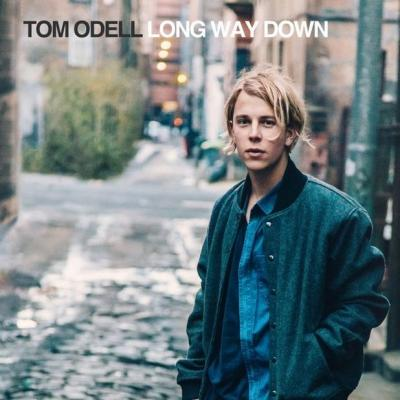Odell, Tom - Long Way Down (LP) (cover)