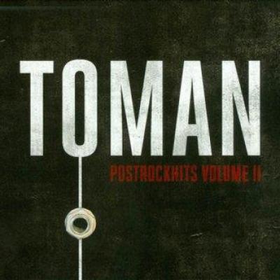 Toman - Postrockhits Vol. 2 (cover)