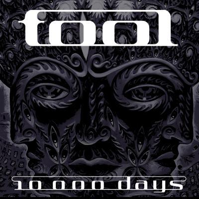 Tool - 10.000 Days (3D Artwork) (cover)