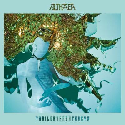 Trailer Trash Tracys - Althaea (Green Vinyl) (LP+Download)