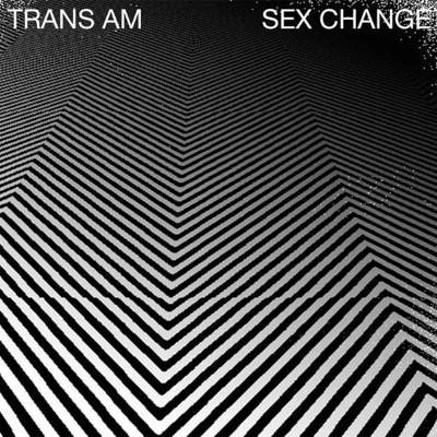 Trans Am - Sex Change (White Vinyl) (LP)