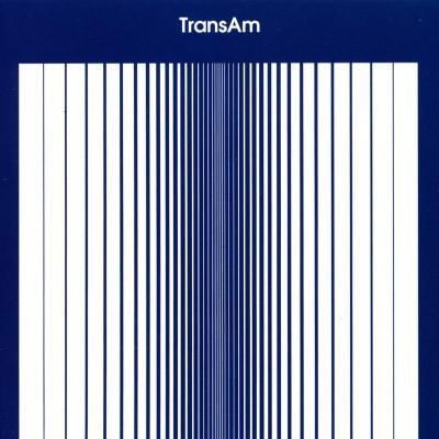 Trans Am - Trans Am (Clear Vinyl) (LP)