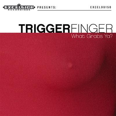 Triggerfinger - What Grabs Ya (LP)