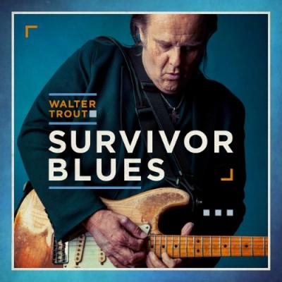 Trout, Walter - Survivor Blues (Orange Vinyl) (2LP+Download)