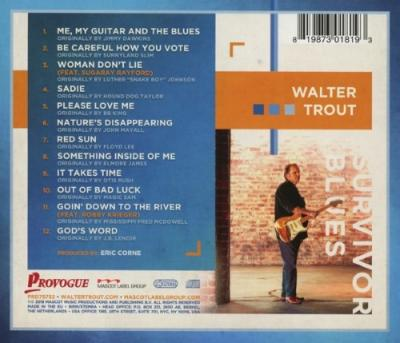 Trout, Walter - Survivor Blues