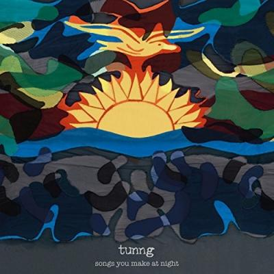"Tunng - Songs You Make At Night (Blue Vinyl) (LP+7"")"