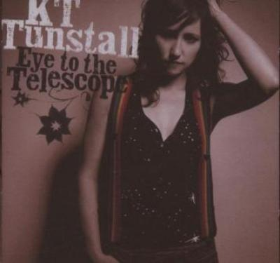Tunstall, KT - Eye To The Telescope (cover)