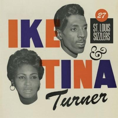 Turner, Ike & Tina - 27 St. Louis Sizzlers (2CD)