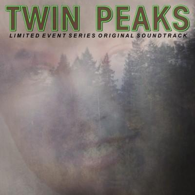 Twin Peaks (Limited Event) (OST by Angelo Badalamenti) (Neon Green Vinyl) (2LP)