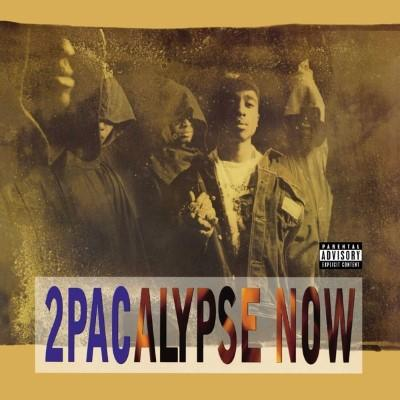 Two Pac - 2 Pacalypse Now (2LP)