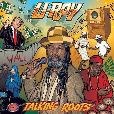 U-Roy - Talking Roots (LP)