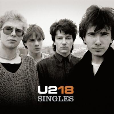 U2 - 18-singles (cover)