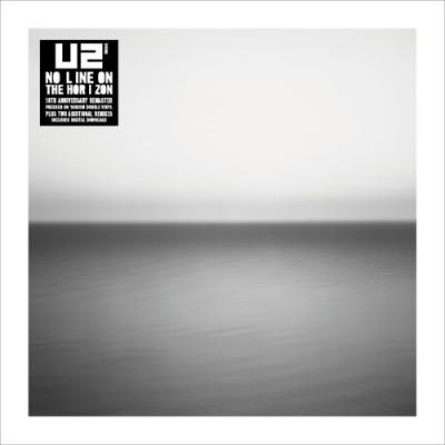 U2 - No Line On the Horizon (2LP)