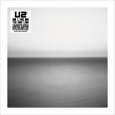 U2 - No Line On the Horizon (Clear Vinyl) (2LP)