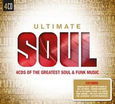 Ultimate... Soul (4CD)