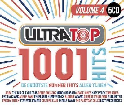 Ultratop 1001 Hits Vol. 4 (5CD)