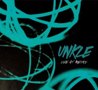 Unkle - Live At Metro (cover)